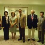 Στο Υπουργείο Εξωτερικών της Ταιβάν με Έλληνες ομογενείς